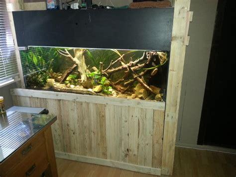 meuble design aquascape meuble fait maison pour aquarium segu maison