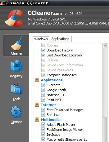 ccleaner questions windows 7 ccleaner wrongly detects quot oxygen xml editor 14