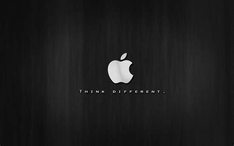 apple wallpapers 1366x768 apple inc wallpaper just think diffrent apple wallpapers
