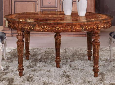 tavoli intarsiati malvezzi tavoli tavolo allungabile intarsiato in radica di