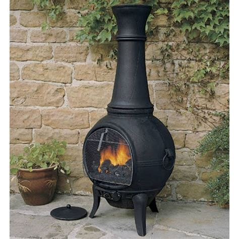 Using A Chiminea clarke classic chiminea outdoor stove large 187 product