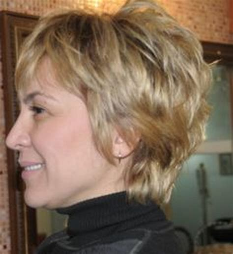 hair colours for middle aged womaen short haircuts for middle aged women