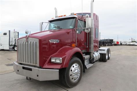 kenworth houston tx kenworth t800 in houston tx for sale used trucks on