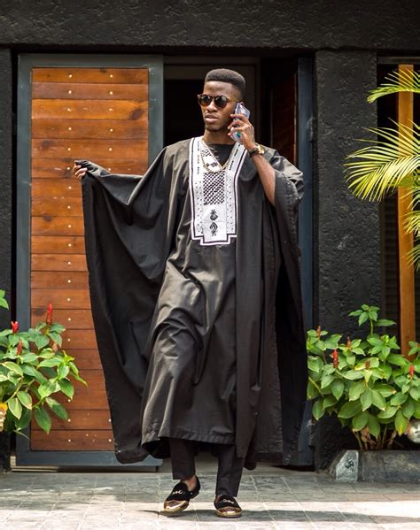 bellanaija styles for men black agbada designs for men trendy styles