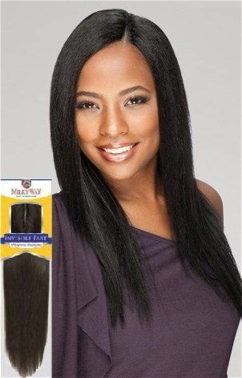 12 inch weave hair styles for women milkyway 100 human hair invisible part weaving closure
