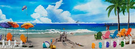 beach murals for bedrooms murals for kids bedroom beach theme cindy chinn