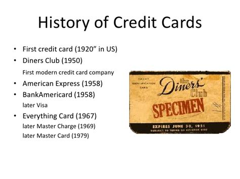 cards history credit card frauds