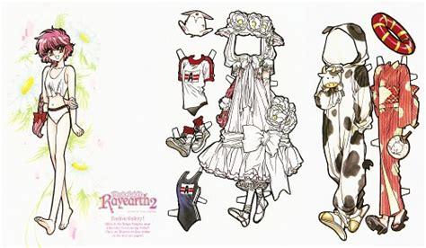 Dress Hikaru magic rayearth hikaru dress ups minitokyo