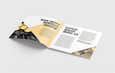 mockup designer open source square brochure mockup mockups design free premium mockups
