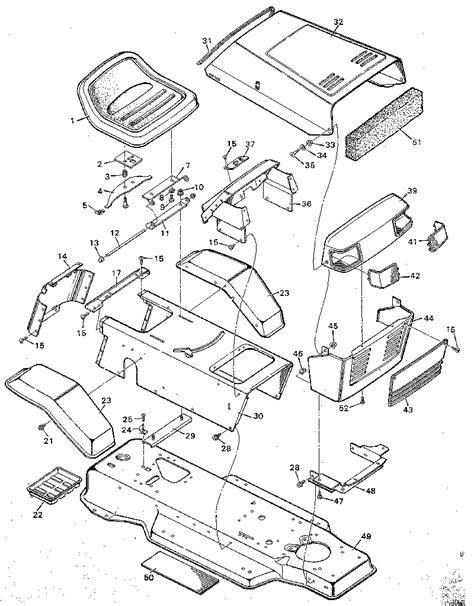 murray lawn tractor parts diagram murray murray lawn tractor parts model 9 38600 sears