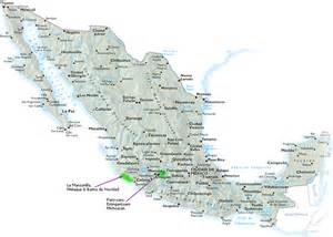 map of sw us and mexico southwest mexico 2006 mainland mexico