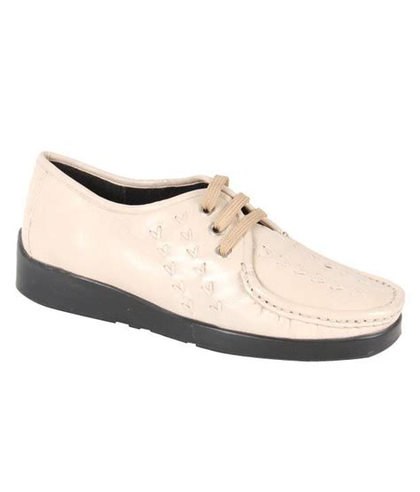 comfort cloud shoes cloud comfort trendy cream casual shoes price in india