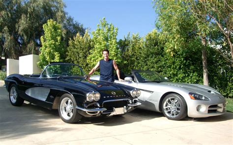 drake cars quot days of our lives quot star hogestyn gives his viper a