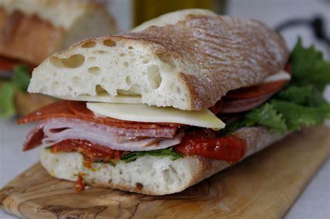 italian sub sandwich panera contest bell alimento bell alimento