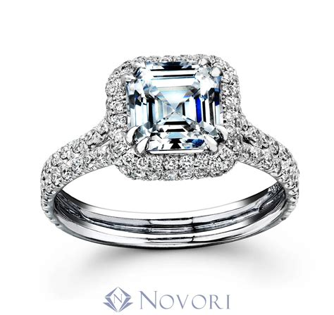 alternatives and simulants to engagement rings