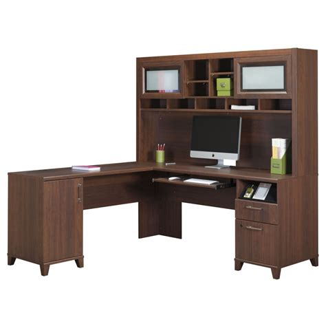 corner desk home office furniture shaped room designs