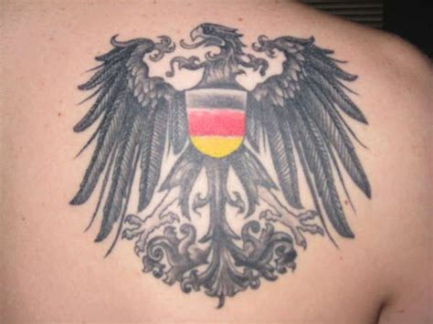 german tattoo german black eagle thinking about getting this on