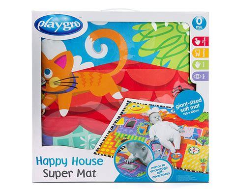 playgro happy house mat catch au