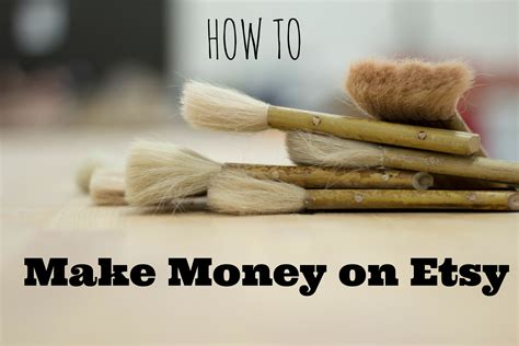 Best Products To Sell Online To Make Money - how to make money selling on etsy sprout wealth