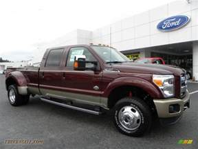 2011 Ford F350 For Sale 2011 Ford F350 King Ranch Dually For Sale