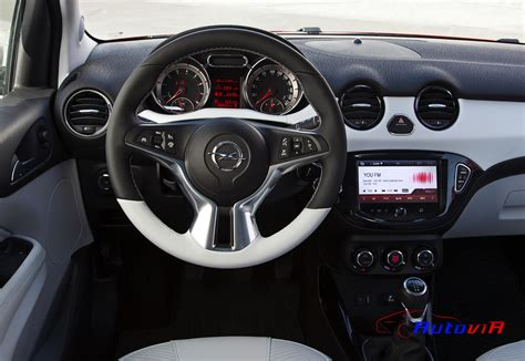 opel adam interior opel adam 2012 interior 024