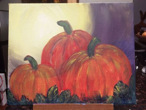 acrylic painting ideas fall fall harvest acrylic easy acrylic painting