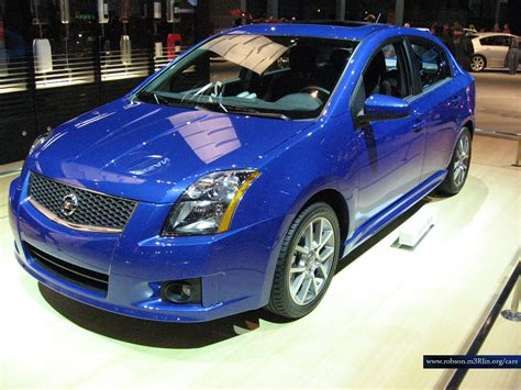 nissan sentra light blue nissan sentra review and photos