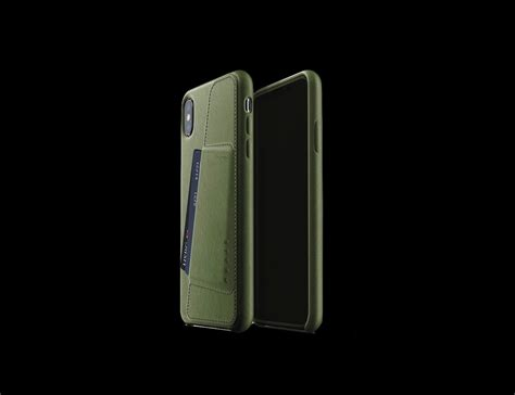 iphone xs max full leather wallet case gadget flow