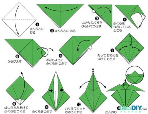How To Fold Origami Turtle - diy paper folding paper sea turtle letusdiy org diy