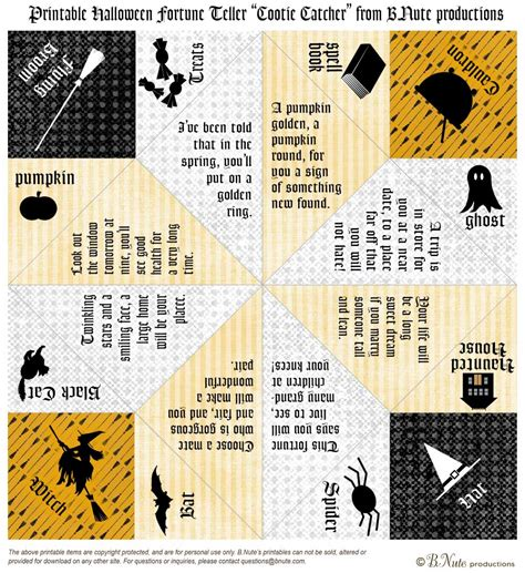 Fortune Teller Origami Printable - quotes for fortune teller quotesgram