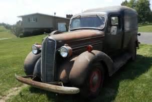 1937 Dodge Panel Truck 1937 Dodge Antique Humpback Panel Truck For Sale Photos