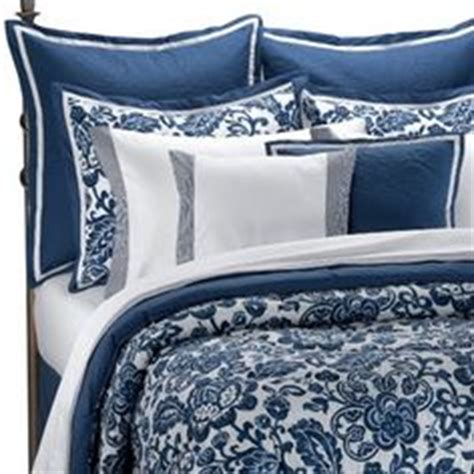 Blue And White Coverlet Ralph Delft Bedding I Used Sheets From This