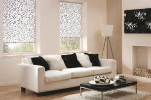 Fixed Awnings Patterned Light Filtering Roller Blinds