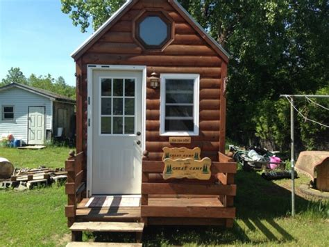 tiny house new log siding tiny house on wheels for sale in new york
