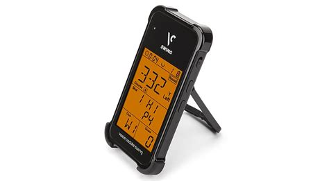golf swing speed device golfweek golf launch monitors voice caddie and ernest