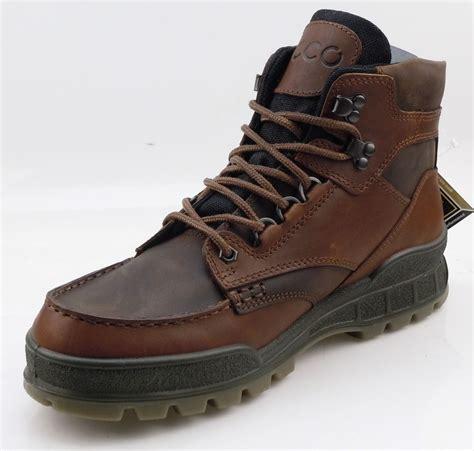 ecco track ii mid mens casual hiking boots tex