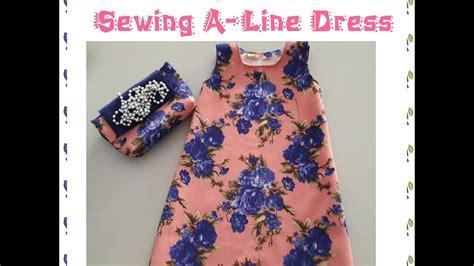pattern  sew  easy aline dress