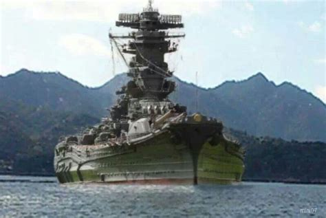 biggest boat ever sunk ijn yamato m military the good the bad and the ugly