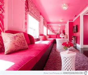 Pink Bedroom Ideas by 15 Pretty In Pink Living Room Designs Home Design Lover