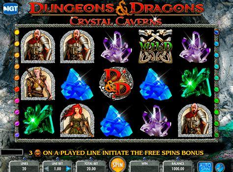 dungeons  dragons crystal caverns slot machine uk play  games