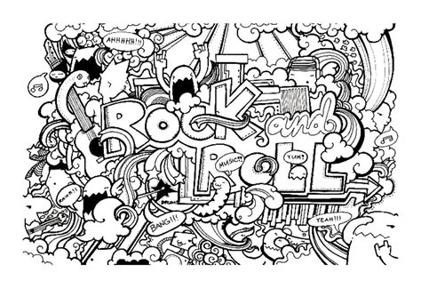 easy doodle coloring pages doodle art doodling 8 doodling doodle art coloring