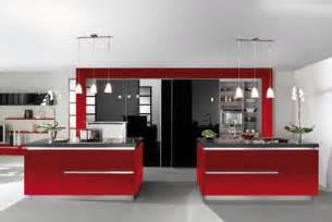 Superb Plan De Travail Inox Brosse #12: 233542_2-zones-distinctes-pour-cette-cuisine-ilot.jpg