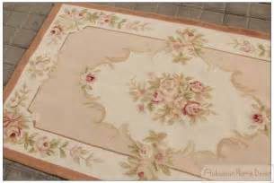 aliexpress com buy 3 x5 wool hand woven shabby chic french style aubusson area rug carpet