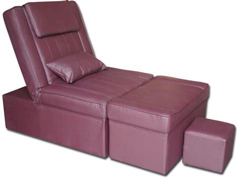 reclining massage sofa light coffeemanual pu reclining foot massage sofa massage
