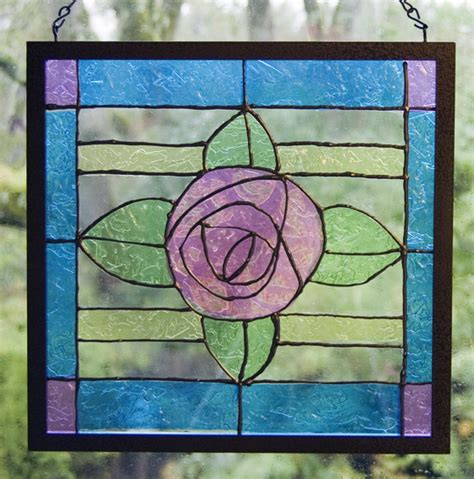 How To Make A Paper Stained Glass Window - how to make a faux stained glass window running with