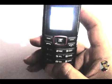 samsung e1232b unlock or factory reset done with z3x how to unlock master reset samsung gt e1232b 1205t e1