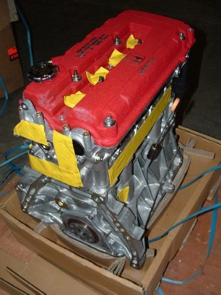 what is your favorite honda engine