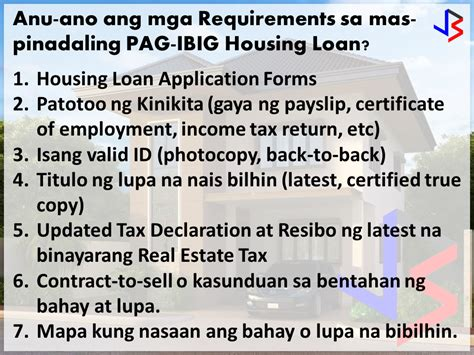 housing loan eligibility for income tax pag ibig housing loan is now easier with lower interest here s how to apply