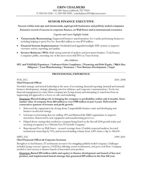 Resume Introduction Exle Resume Exle Resume Introduction