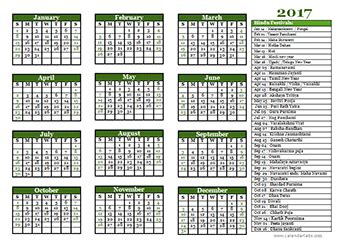 Calendriers 2018 Gouvernement Federal Hindu Festivals Hindu Religious Calendar 2017